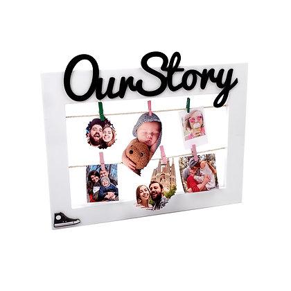 Marco Our Story + Fotografías