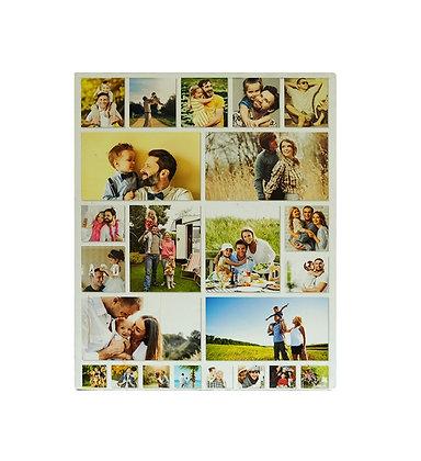 Foto Retablo Collage 28cm x 35cm