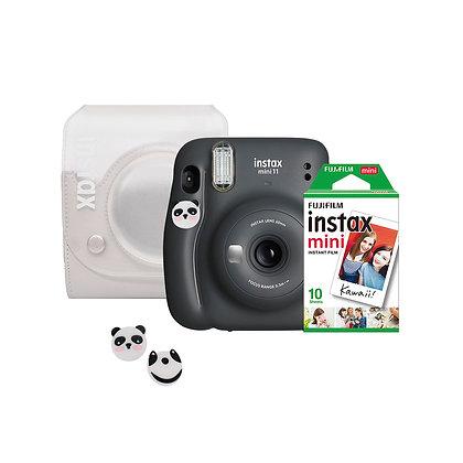 Kit Instax Mini 11 +Estuche + Papel + Shutter