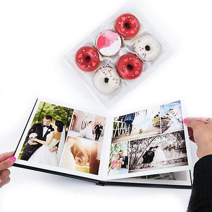 Kit Photobook 20x25cm + Donas Menamora