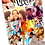 Thumbnail: Foto Retablo Collage de 28cm x 35cm + Pulsera