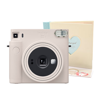 Instax Square SQ1 + Free Scrap Photo Album