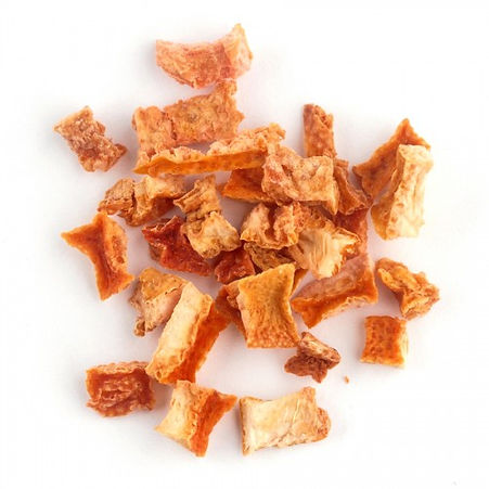 Αποξηραμένη φλούδα πορτοκαλιού Μπούλιας Ζωοτροφές
