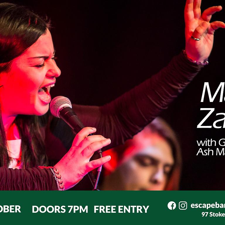 Marianna & The nation Band live at Escape bar