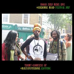 Raggo Zulu Rebel live _Golborne Road Festival (4)