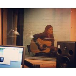 #music makes me smile ❤️🎶❤️🎶❤️🎶 #friday #studiosession #creating #musician #guitarist #singer #so