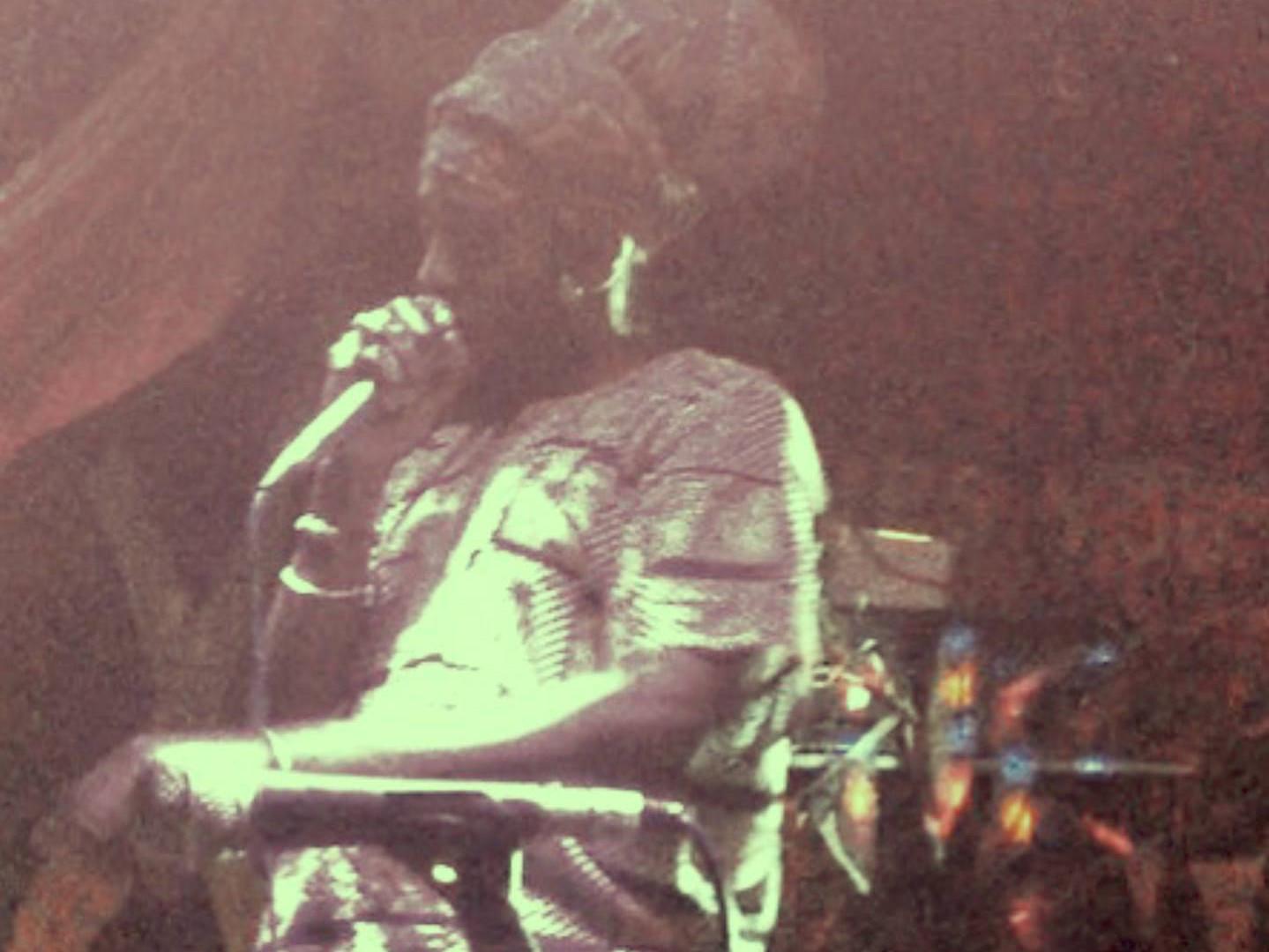 Raggo Zulu Rebel live for Congo Natty