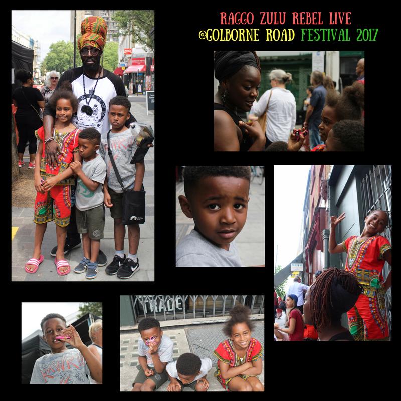 Raggo Zulu Rebel live _Golborne Road Festival (6)