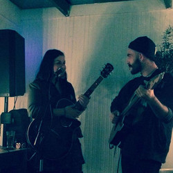 #live  with _rickpuddusocial93 During the show #bandmate #london #live #music #scene