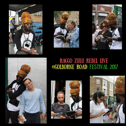 Raggo Zulu Rebel live _Golborne Road Festival (1)