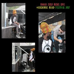 Raggo Zulu Rebel live _Golborne Road Festival (5)