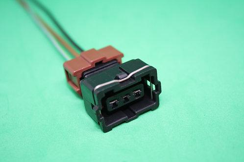 Chicote Plug Conector P/ Sensor De Pressão Turbina L200 MG33103