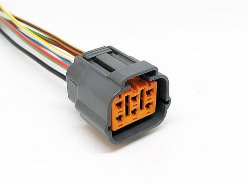 Chicote Plug Conector P/ Válvula Egr MITSUBISHI, Triton / Pajero Full 3.2 diesel