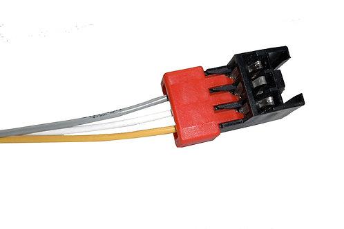 Soquete Plug Conector P/ Boia Tubular Uno Elba Premio Fiorin