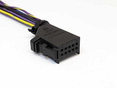 Chicote Plug Conector Interruptor Comando Retrovisor Eletrico Gol G5 Fox  Golf