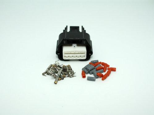 Soquete Plug Conector Sensor Estacionamento Renegade