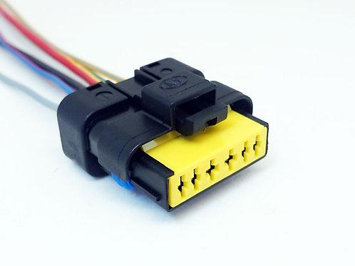 Soquete Plug Conector Sensor De Bomba De Combustível