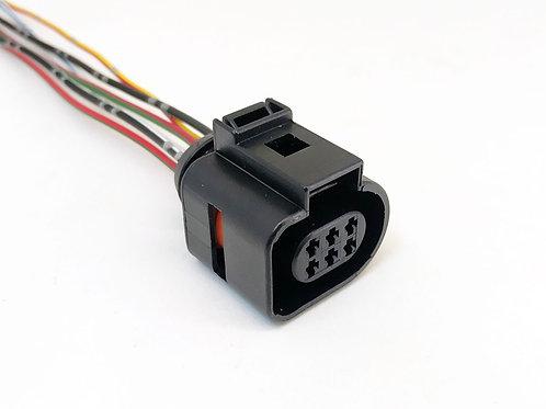 Soquete Plug Conector Corpo De Borboleta Fox