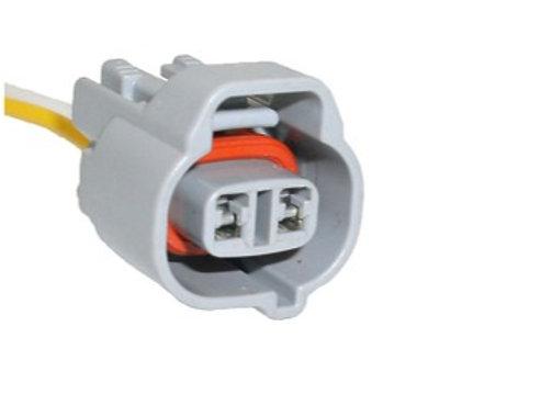 Soquete Plug Conector Bobina De Ignição Pajero Tr4
