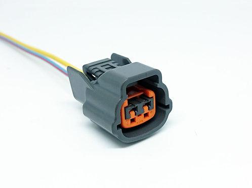 Chicote Plug Conector Sensor de Temperatura Nissan 96 - 04 MG3287