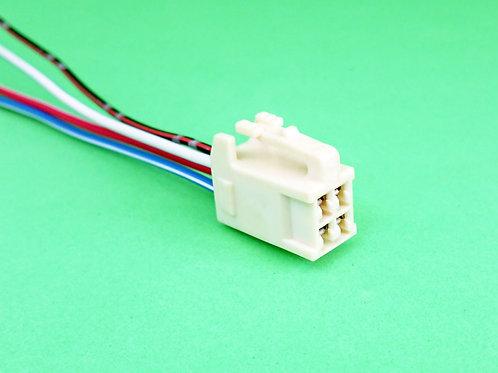 Chicote Plug Conector Lanterna Traseira Corolla XEI 12 - 14