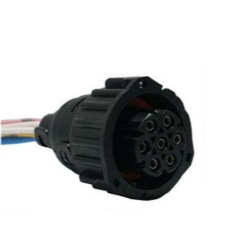 Soquete Plug Conector Lanterna Traseira Mercedes Benz