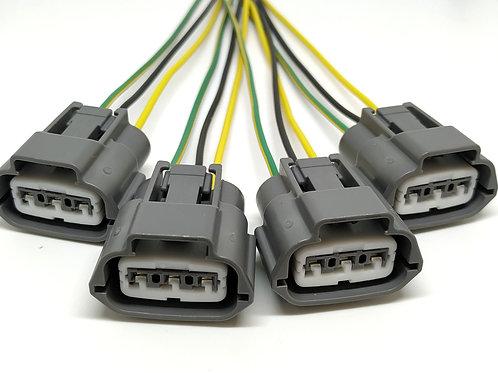 Soquete Plug Conector Para Bobina Ignição Marea