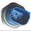 Thumbnail: Soquete Plug Conector Sensor Pressão Óleo E Cambio; Sensor Citroen; BMW