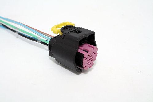 Soquete Plug Conector Sensor Fluxo De Ar Onix Cobalt Montana