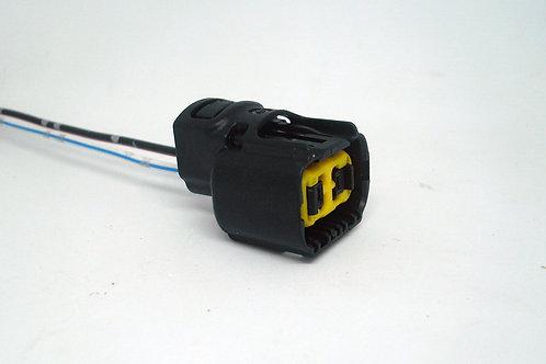 Soquete Plug Conector Farol De Milha Toyota Etios.