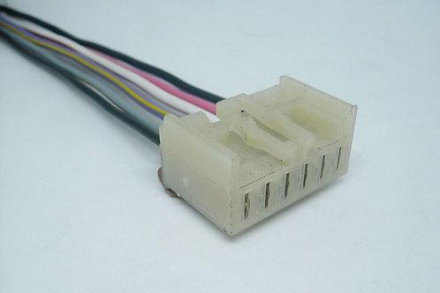 Chicote Plug Conector Interruptor Vidro Elétrico Uno Premio
