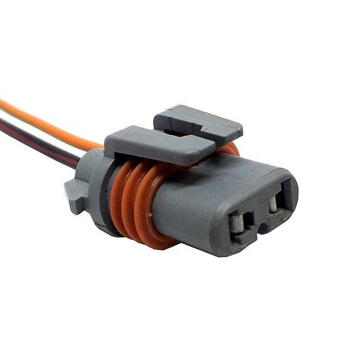 Soquete Plug Conector Para Lâmpada Hb4 Linha Gm