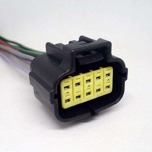 Chicote Plug Conector Farol Caminhao Scania 124 - S5 V8