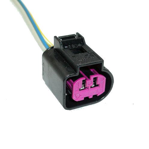 Soquete Plug Conector Para Alternador Vw