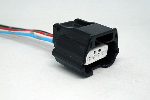 Chicote Plug Conector Sonda Lambda Renault Sandero Duster/ Resistência Ventoinha