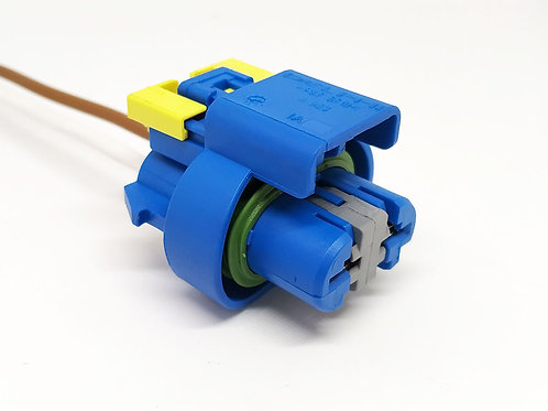 Soquete Plug Conector Resistência Ar Condicionado Palio