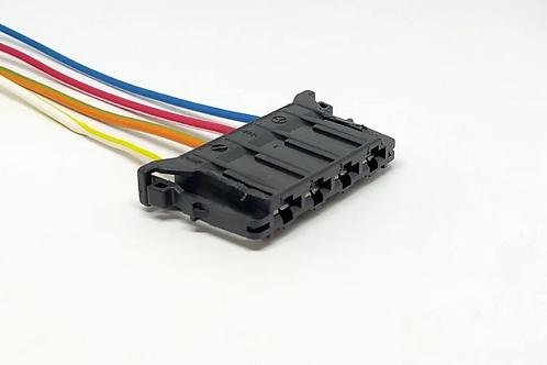 Soquete Plug Conector Lanterna Traseira Gol Quadrado 87/94