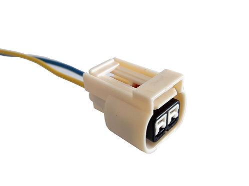 Soquete Plug Conector Seta Gm Cruze Onix Prisma Cobalt Spin