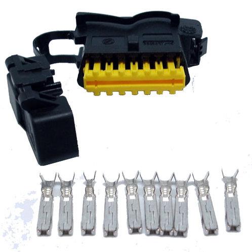 Soquete Plug Conector Diagnóstico Obd2 Linha Renault MG3933KR