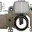Thumbnail: Soquete Plug Conector Regulador Volt. Mitsubishi Triton