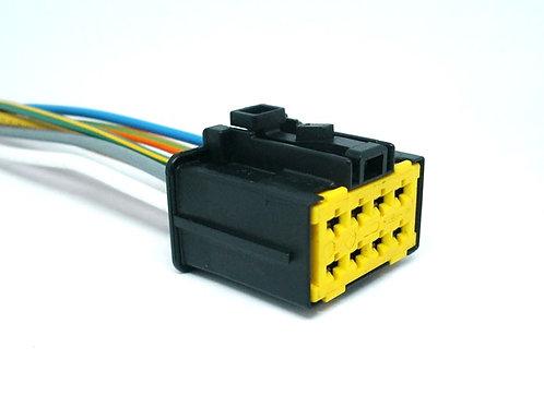 Chicote Plug Conector Resistência Ventilação Renault Master