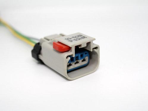 Soquete Plug Conector Caixa Direção Elétrica Citroen Peugeot