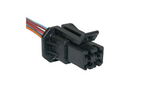 Soquete Plug Conector Interruptor Freio Novo Palio, Fiat Stilo, Doblo