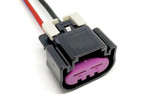 Chicote Plug Conector P/ Resistencia Ventoinha Astra Vectra