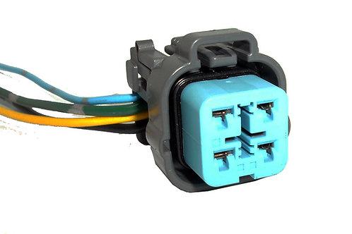 Chicote Plug Conector Flange Bomba De Combustível Honda
