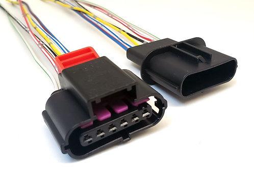 Chicote Plug Conector p/ Pedal Acelerador VW Up até 2017