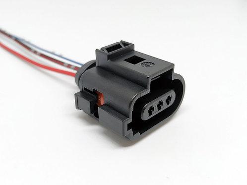 Soquete Conector Sensor De Rotação Audi, Gol, Fox, Voyage...