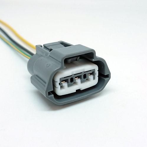 Soquete Plug Conector Original Bobina Ignição Marea Brava