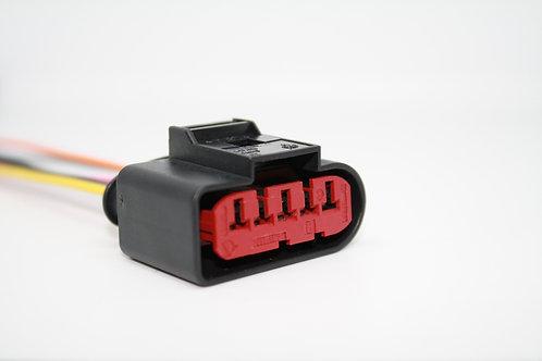 Soquete Plug Conector P/ Sensor Fluxo De Ar Maf Gol Parati