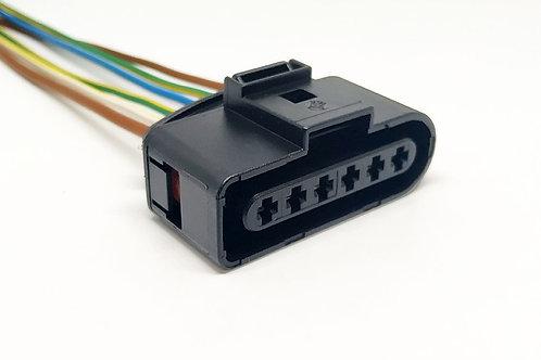 Soquete Plug Conector Interruptor Bobina De Ignição Gol G6 MG3614